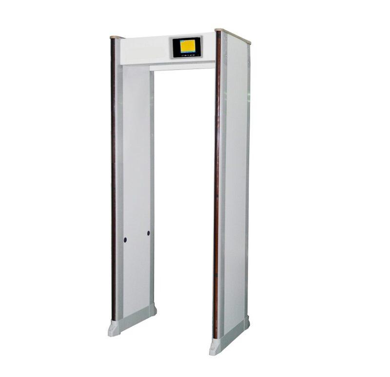 Metal Detector Port 11